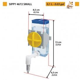 Ferplast Sippy 4672 Small /правоъгълна поилка за гризачи/-100мл