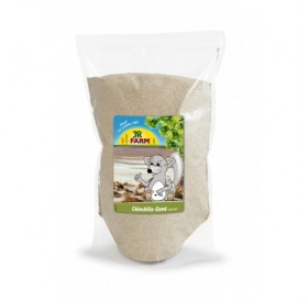 JR Farm Chinchilla Sand Special /пясък за баня на чинчила/-1кг
