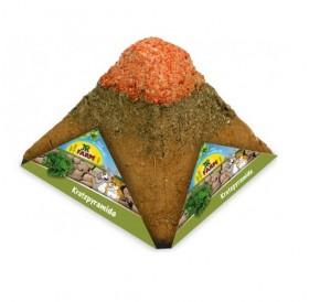 JR Farm Scratch Pyramid /драскалка за гризачи/-400гр