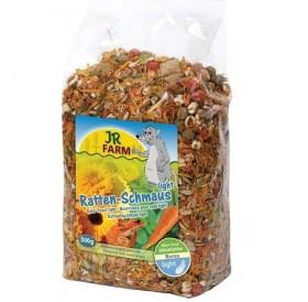 JR Farm Rat Feast Light /диетична храна за плъхове/-500гр