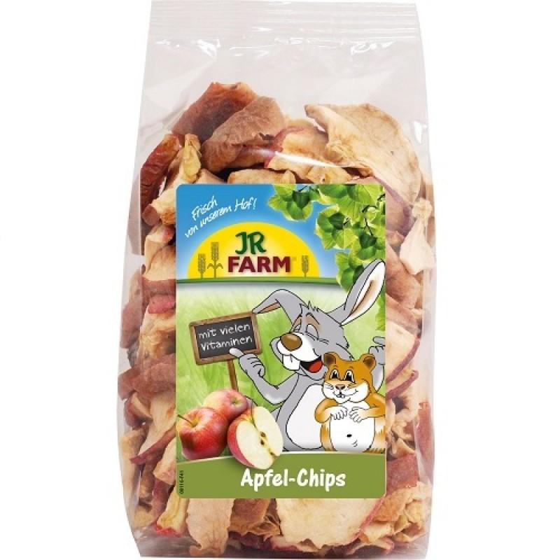 JR Farm Apple-Slices /лакомства за гризачи резенчета сушени ябълки/-80гр