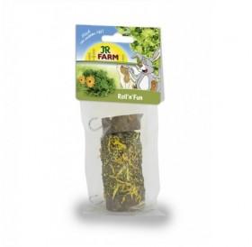 JR Farm Roll'n'Fun /дърво с пълнеж от цветя и билки/-120гр
