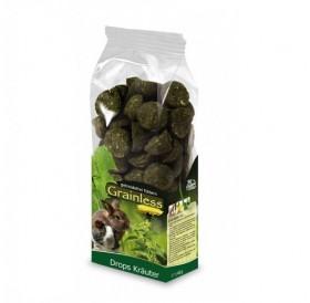 JR Farm Grainless Herb Drops /допълваща храна за гризачи с билки/-140гр