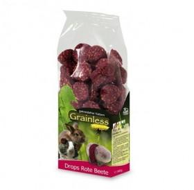 JR Farm Grainless Beetroot Drops /допълваща храна за гризачи с цвекло/-140гр