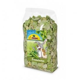 JR Farm Pea Flakes /допълваща храна за гризачи грахови люспи/-200гр