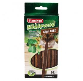 Karlie Flamingo Nibble Sticks Kiwi Tree /натурални пръчики от дърво накиви/-10бр