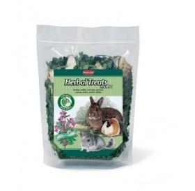 Padovan Herbal Treats Malva /Хранителна Добавка За Гризачи С Малва И Ябълки/-170гр
