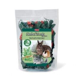 Padovan Herbal Treats Melissa /Хранителна Добавка За Гризачи С Маточина И Моркови/-200гр