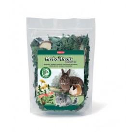 Padovan Herbal Treats Tarassaco /Хранителна Добавка За Гризачи С Глухарче И Ябълки/-150гр