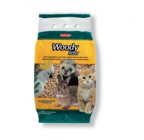Padovan® Woody Litter /постелка от пресовани борови стърготини 10л/-5кг