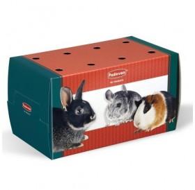 Padovan® Trasportino /транспортна кутия за големи гризачи/-22,5x12,5x12,5см
