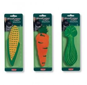 Padovan® Wood Gnaws /дървени играчки за зайчета/-1бр