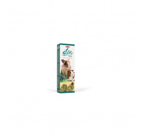 Padovan Stix Herbs Coniglietti /крекер за зайчета,морски свинчета и чинчили 2бр/-100гр