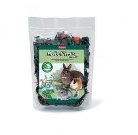 Padovan® Herbal Treats Menta /хранителна добавка за гризачи с мента и моркови/-220гр