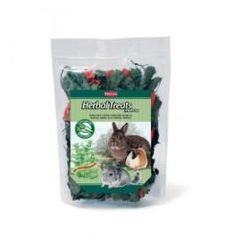 Padovan® Herbal Treats Melissa /хранителна добавка за гризачи с маточина и моркови/-200гр