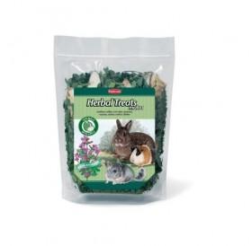 Padovan® Herbal Treats Malva /хранителна добавка за гризачи с малва и ябълки/-170гр