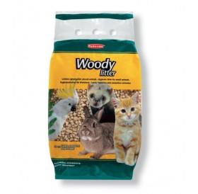 Padovan Woody Litter /Постелка От Пресовани Борови Стърготини 10л/-5кг