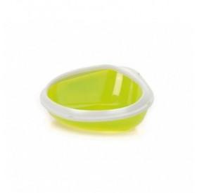 Savic Concha Medium /пластмасова тоалетна с борд за дребни животни/-36x26,5x15,5см