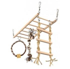 Trixie Suspension Bridge /стълба за порче/-35x15см