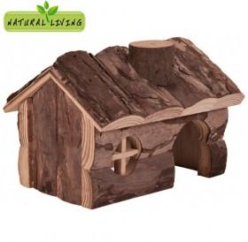 Trixie Hendrik House /дървена къщичка за хамстери и други малки гризачи/-15x11x12см