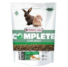 Versele-Laga Complete Cuni Adult /пълноценна екструдирана храна за израснали мини зайчета/-500гр