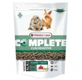 Versele-Laga Complete Cuni Sensitive /пълноценна екструдирана храна за капризни и възрастни зайци/-0,5кг