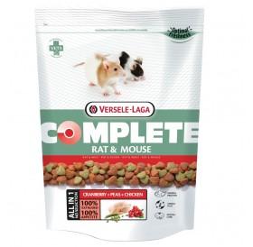Versele-Laga Complete Rat&Mouse /пълноценна екструдирана храна за плъхчета и мишки/-0,5кг