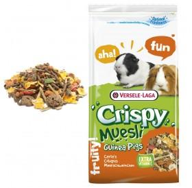 Versele-Laga Crispy Muesli Guinea Pigs /пълноценна храна за морски свинчета/-400гр