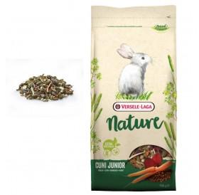 Versele-Laga Nature Cuni Junior /пълноценна храна за подрастващи зайчета/-700гр