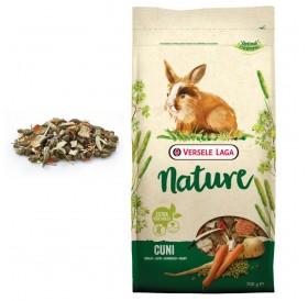 Versele-Laga Nature Cuni /пълноценна храна за декоративни зайчета/-700гр