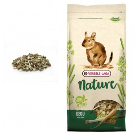 Versele-Laga Nature Degu /пълноценна храна за дегу/-700гр