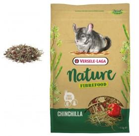 Versele-Laga Nature Fibrefood Chinchilla /пълноценна храна за капризни чинчили/-1кг