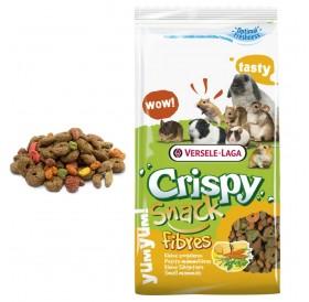 Versele-Laga Crispy Snack Fibres /допълнителна гранулирана храна за гризачи/-650гр