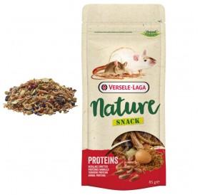 Versele-Laga Nature Snack Proteins /лакомство с животински протеини за порчета, мишки, хамстери/-85гр