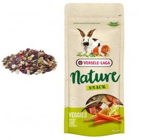 Versele-Laga Nature Snack Veggies /лакомство със зеленчуци за зайци и други малки животни/-85гр