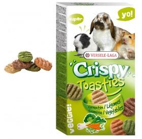 Versele-Laga Toasties Vegetables /бисквити за гризачи със зеленчуци/-150гр