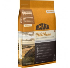 Acana Cat Wild Prairie /Храна За Подрастващи И Израснали Котки/5,4кг