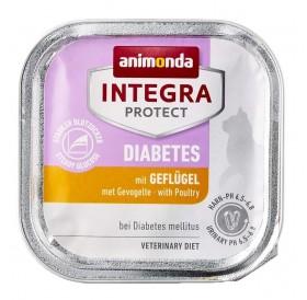 Animonda Integra Protect Diabets Adult with Chicken /профилактична храна за котки със захарен диабет/-100гр