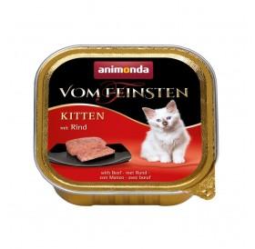 Animonda Vom Feinsten Kitten Beef /пастет за котенца до 12 месеца с говеждо/-100гр