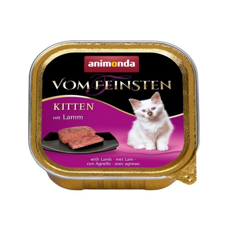 Animonda Vom Feinsten Kitten Lamb /пастет за котенца до 12месеца с агне/-100гр