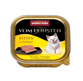 Animonda Vom Feinsten Kitten Poultry /пастет за котенца до 12 месеца с птиче/-100гр