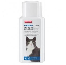 Beaphar Vermicon Shampoo /противопаразитен шампоан/-200мл