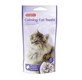 Beaphar Calming Cat Treats /лакомство за котки с успокояващ ефект/-35гр