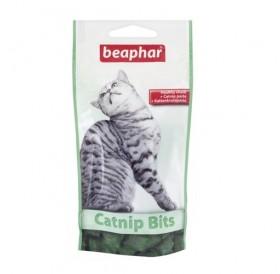 Beaphar Catnip Bits /джоб хапки с котешка трева/-35гр