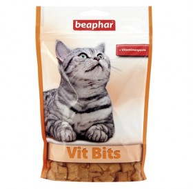 Beaphar Vit-Bits /хапки с мултивитаминна паста/-32гр