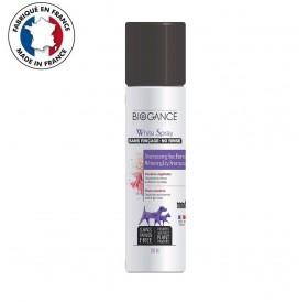 Biogance White Spray /сух шампоан за бели кучета и котки/-300мл