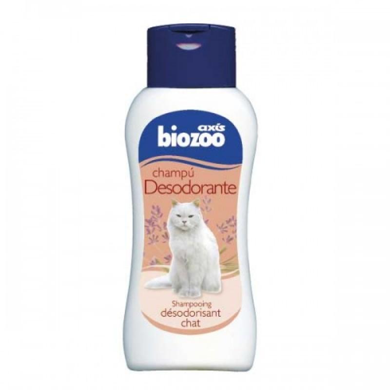 Biozoo Cat Deodorant Shampoo /шампоан за котки с дездориращ ефект/-250мл