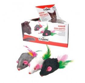 Camon Mix Mice /играчка за коте мишленце/-5см