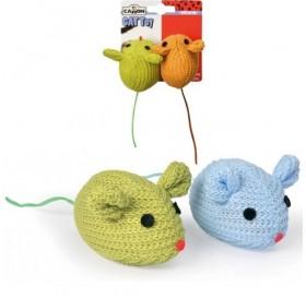 Camon Fabric Mice /котешка играчка текстилни мишки/-7см