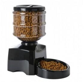 Camon Automatic Pet Feeder /Автоматична Хранилка За Суха Храна/-5л